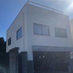 松戸市上本郷 S様邸           ガレージ塗装工事  2020年11月完工画像