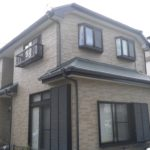 松戸市西馬橋 I様邸             屋根・外壁塗装工事画像
