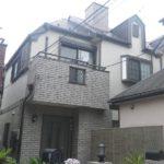 松戸市和名ヶ谷 K様邸           屋根・外壁塗装工事画像