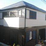 松戸市古ヶ崎 S様邸            屋根・外壁塗装工事画像