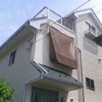 松戸市馬橋 O様邸             屋根・外壁塗装工事画像