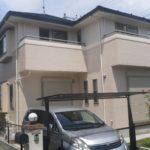 市川市北国分 A様邸            屋根・外壁塗装工事画像