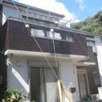 松戸市中和倉 I様邸            屋根・外壁塗装工事  2019年7月完工画像