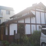 松戸市南花島中町 Y(J)様邸       事務所外壁塗装工事  2020年6月完工画像