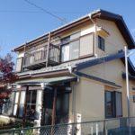 松戸市高塚新田 S様邸            外壁塗装工事  2020年12月完工画像
