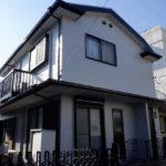 松戸市二十世紀が丘中松町 F様邸     屋根・外壁塗装工事  2021年2月完工画像