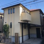 市川市東菅野 S様邸           屋根・外壁塗装工事  2021年2月完工画像