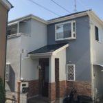 市川市大野町 Y様邸           屋根・外壁塗装工事  2021年3月完工画像