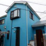 松戸市秋山 A様邸           屋根・外壁塗装工事  2021年3月完工画像