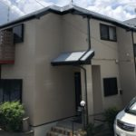 千葉県松戸市三矢小台 I様邸                                                    屋根外壁塗装  2021年7月完工画像